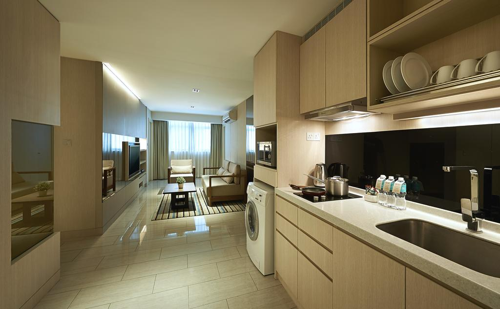 Oasia Suites Kuala Lumpur by Far East Hospitality-4 من 37 الصور