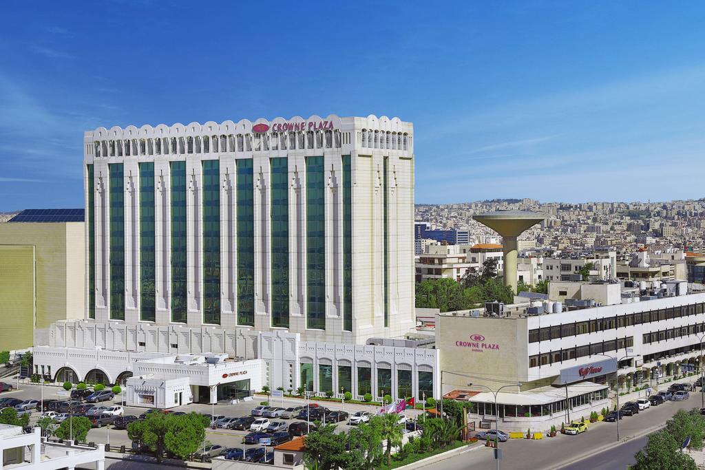 Crowne Plaza Amman-15 of 30 photos