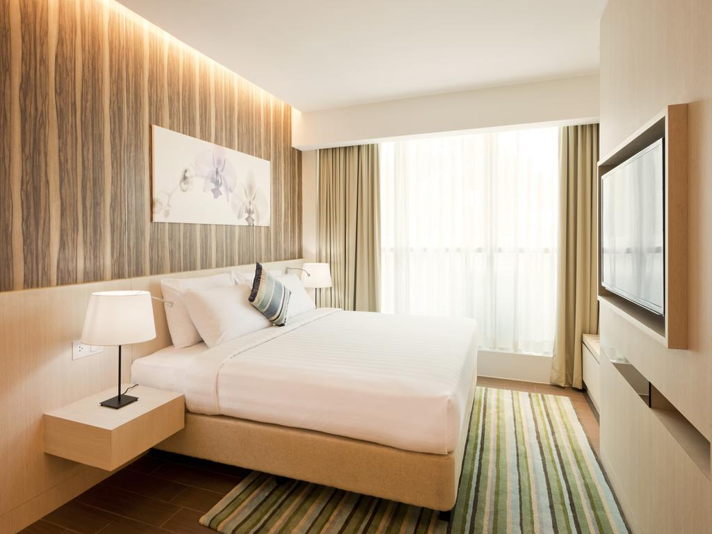 Oasia Suites Kuala Lumpur by Far East Hospitality-22 من 37 الصور