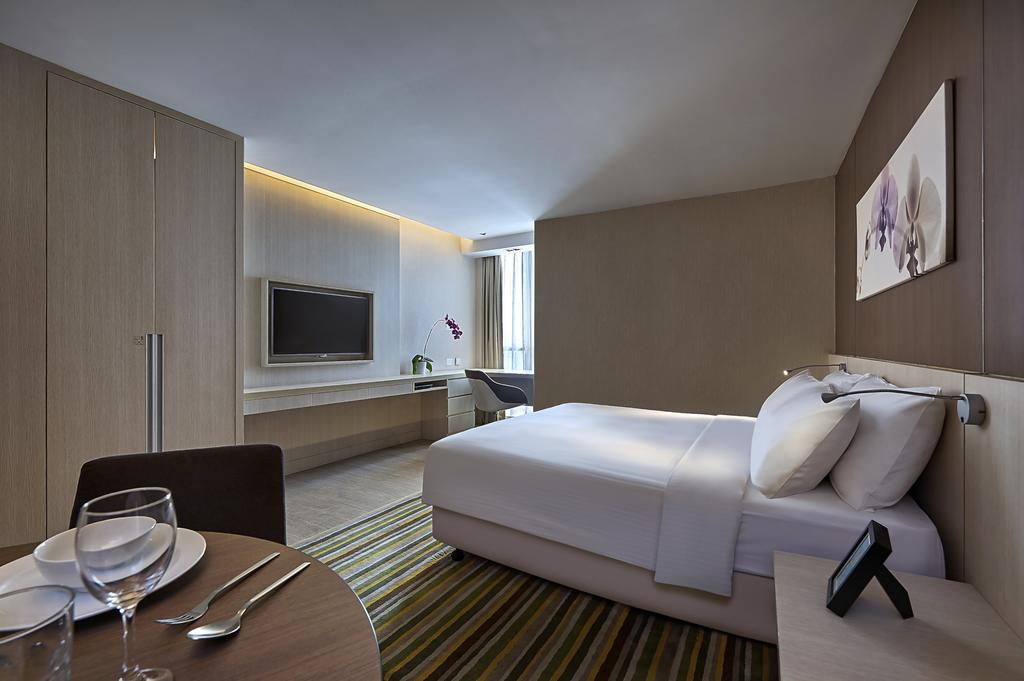 Oasia Suites Kuala Lumpur by Far East Hospitality-9 من 37 الصور