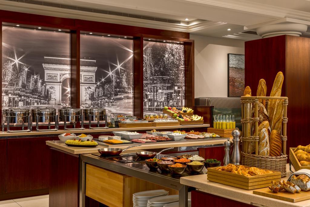 Paris Marriott Champs Elysees Hotel-17 of 42 photos