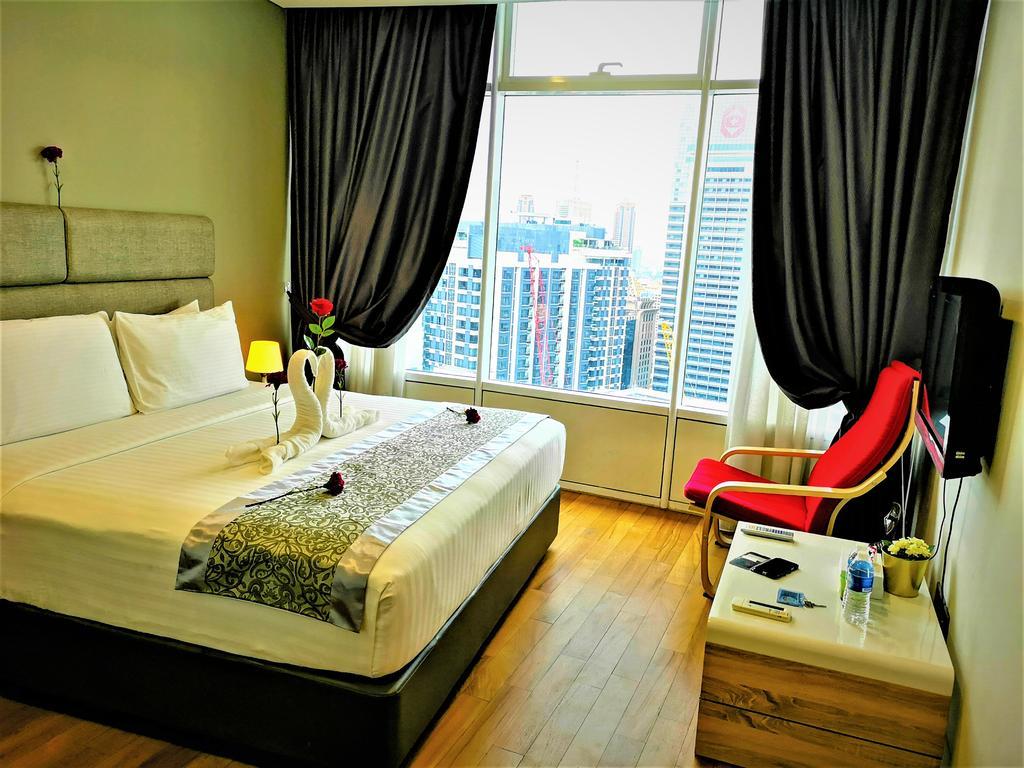 Saba Suites At Vortex Klcc Bukit Bintang Kuala Lumpur-11 من 38 الصور