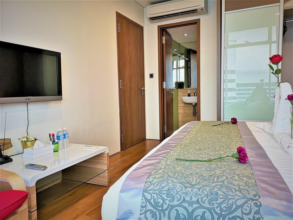 Saba Suites At Vortex Klcc Bukit Bintang Kuala Lumpur-5 من 38 الصور