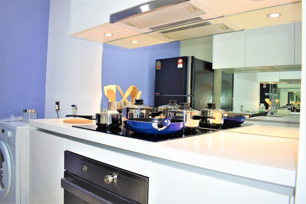Saba Suites At Vortex Klcc Bukit Bintang Kuala Lumpur-6 من 38 الصور