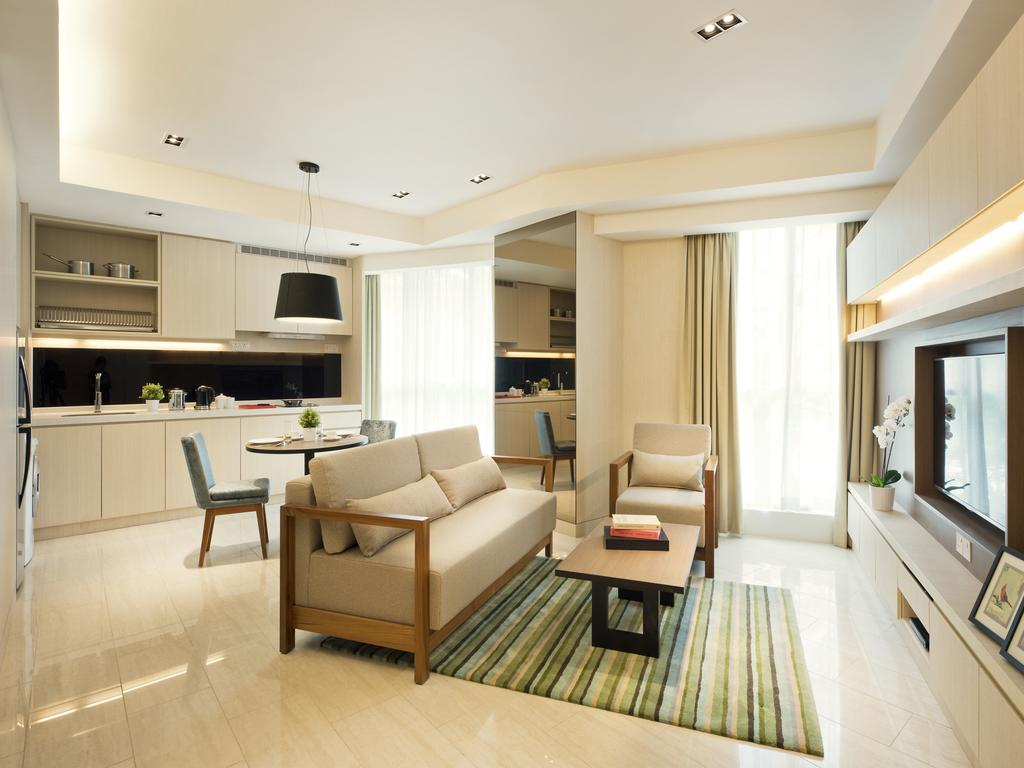 Oasia Suites Kuala Lumpur by Far East Hospitality-14 من 37 الصور