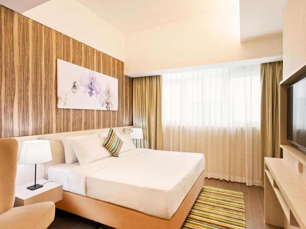 Oasia Suites Kuala Lumpur by Far East Hospitality-7 من 37 الصور