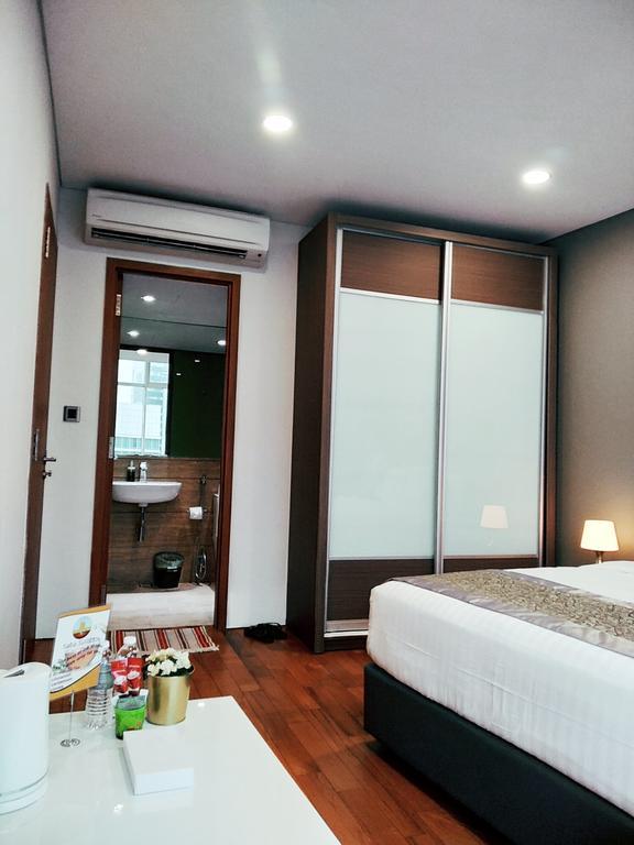Saba Suites At Vortex Klcc Bukit Bintang Kuala Lumpur-7 من 38 الصور