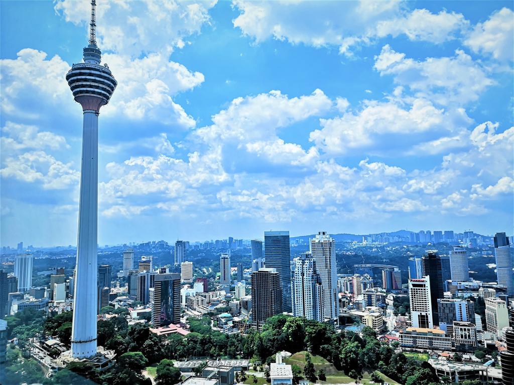Saba Suites At Vortex Klcc Bukit Bintang Kuala Lumpur-9 من 38 الصور