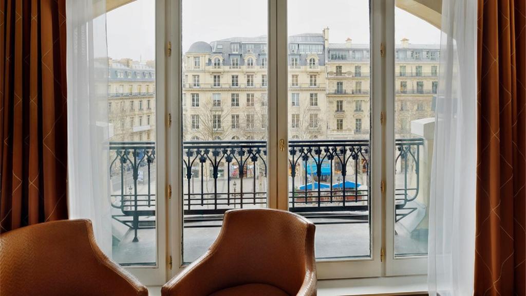Paris Marriott Champs Elysees Hotel-25 of 42 photos