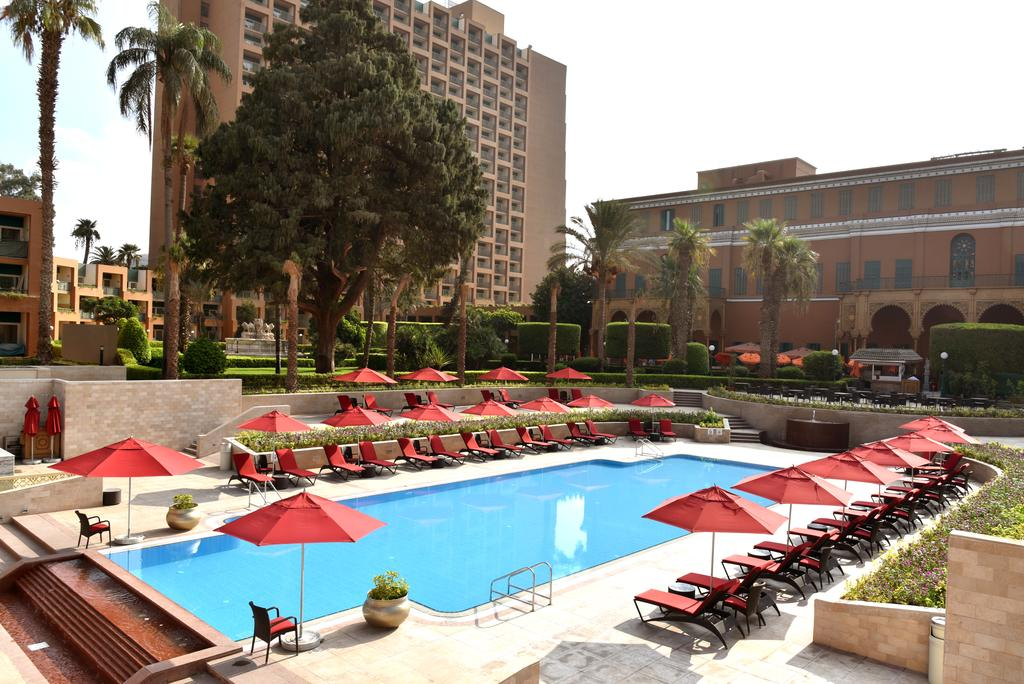 Cairo Marriott Hotel & Omar Khayyam Casino-21 of 35 photos