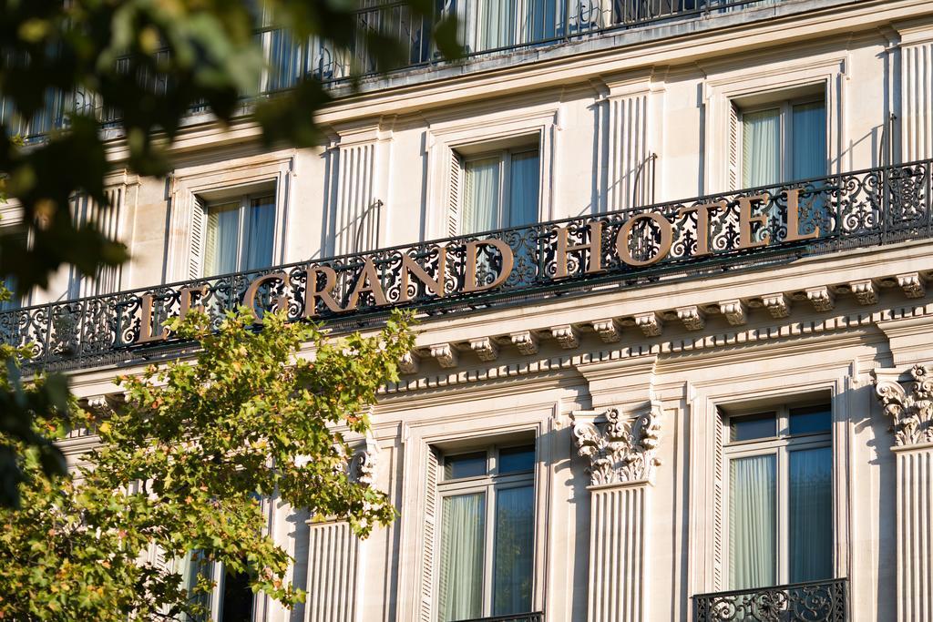 إنتركونتننتال باريس لو جراند-1 من 42 الصور
