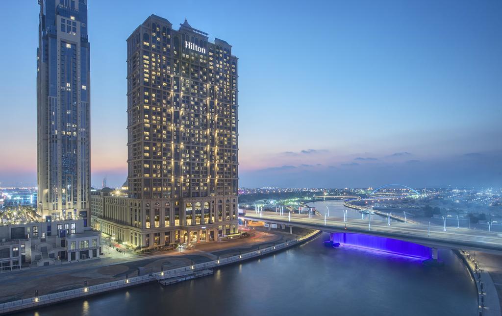 Hilton Dubai Al Habtoor City -1 of 38 photos