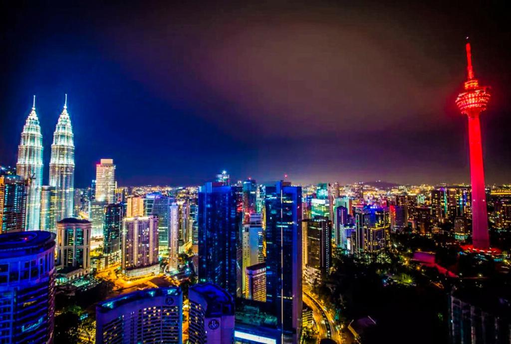 Saba Suites At Vortex Klcc Bukit Bintang Kuala Lumpur-13 من 38 الصور
