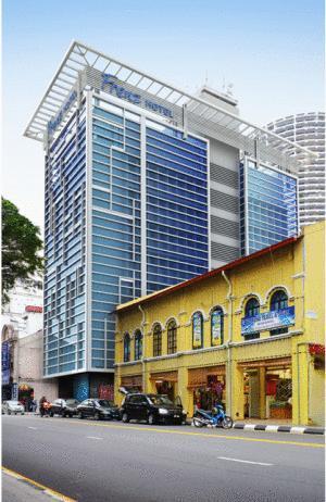 Frenz Hotel Kuala Lumpur-1 من 25 الصور
