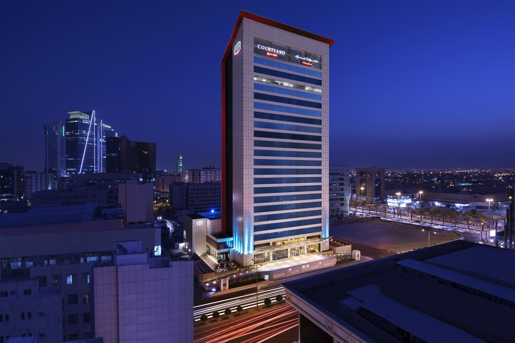 كورتيارد من ماريوت الرياض العليا-2 من 27 الصور