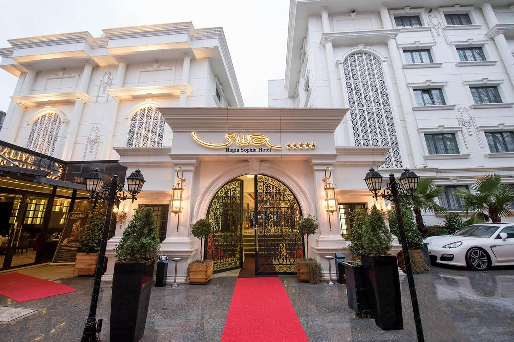 فندق سورا آيا صوفيا-1 من 36 الصور