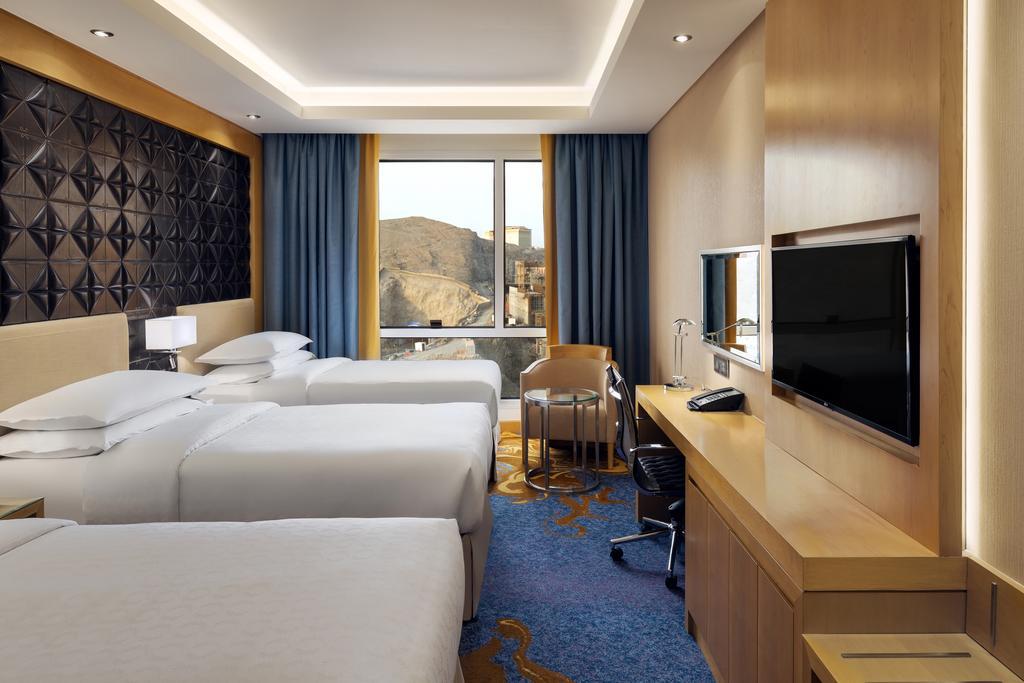 فندق شيراتون مكة جبل الكعبة-2 من 39 الصور