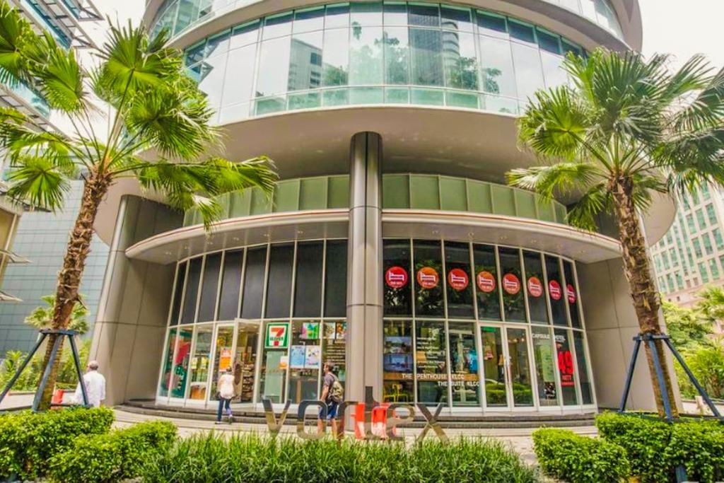 Saba Suites At Vortex Klcc Bukit Bintang Kuala Lumpur-17 من 38 الصور