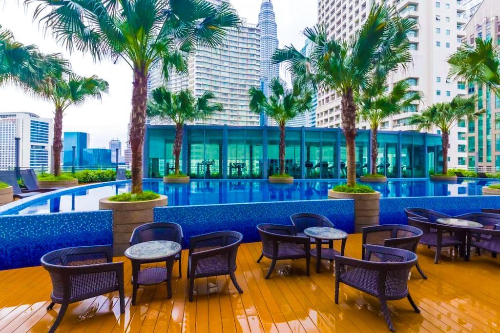 Saba Suites At Vortex Klcc Bukit Bintang Kuala Lumpur-12 من 38 الصور