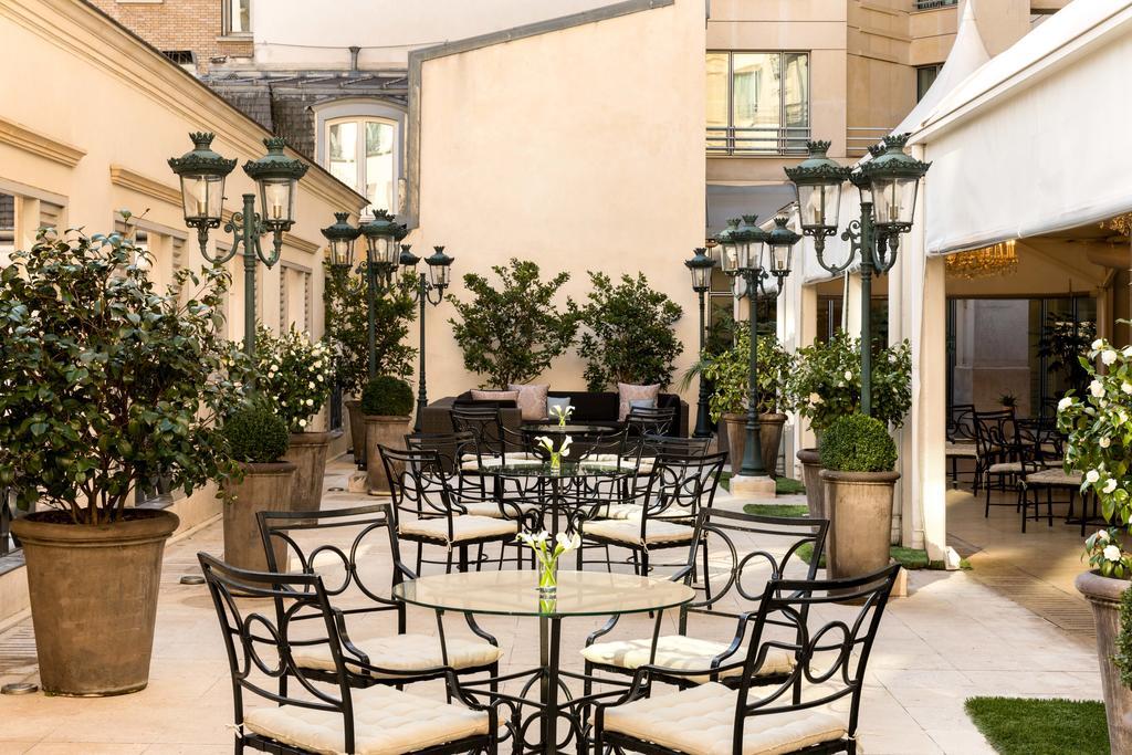 Paris Marriott Champs Elysees Hotel-15 of 42 photos