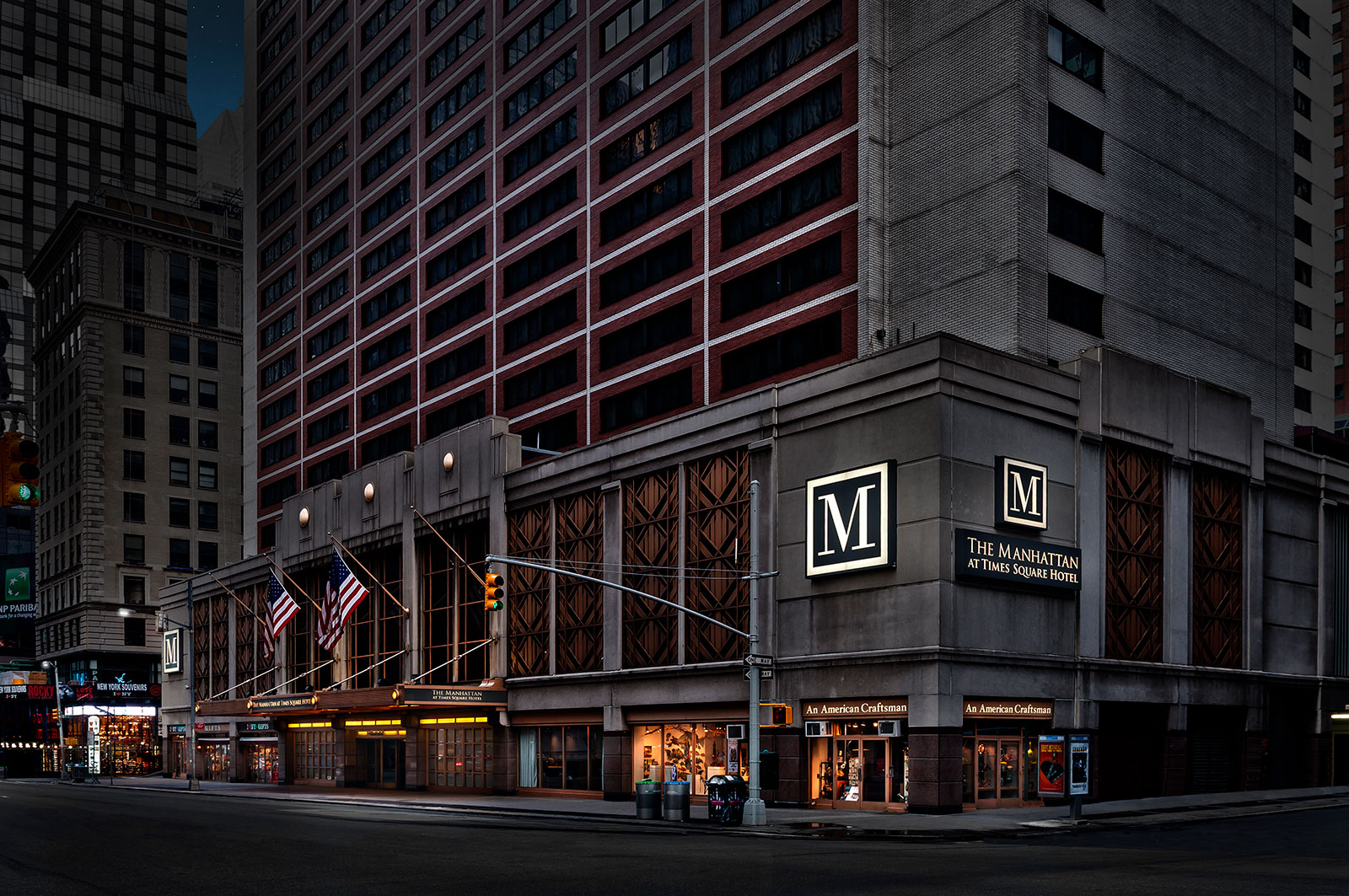 Book The Manhattan At Times Square New York Book Now With Almosafer