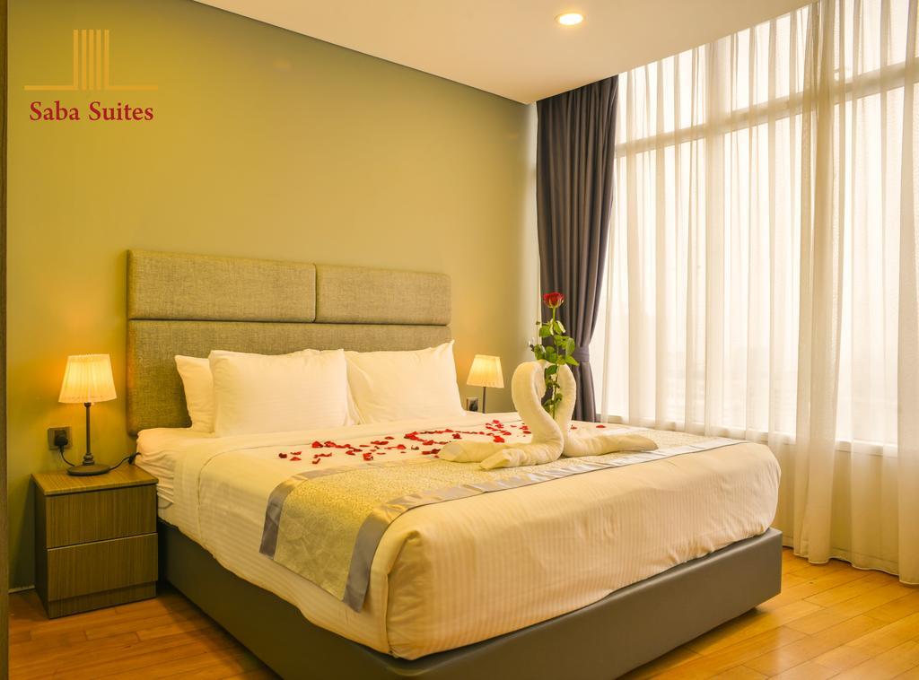 Saba Suites At Vortex Klcc Bukit Bintang Kuala Lumpur-1 من 38 الصور