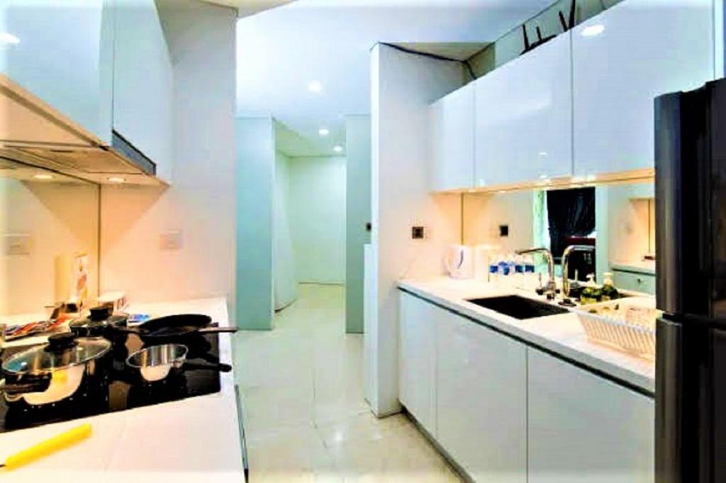 Saba Suites At Vortex Klcc Bukit Bintang Kuala Lumpur-26 من 38 الصور
