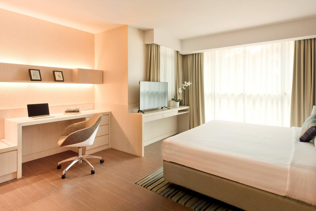 Oasia Suites Kuala Lumpur by Far East Hospitality-24 من 37 الصور