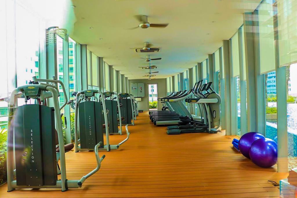 Saba Suites At Vortex Klcc Bukit Bintang Kuala Lumpur-15 من 38 الصور