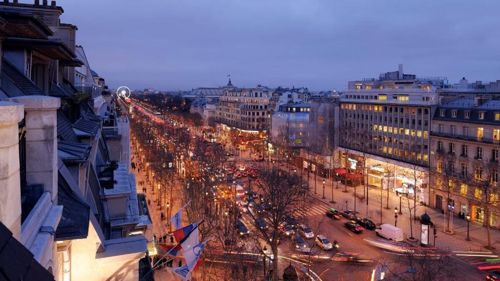 Paris Marriott Champs Elysees Hotel-26 of 42 photos