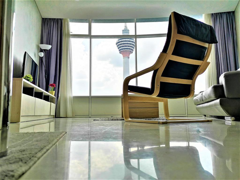 Saba Suites At Vortex Klcc Bukit Bintang Kuala Lumpur-28 من 38 الصور