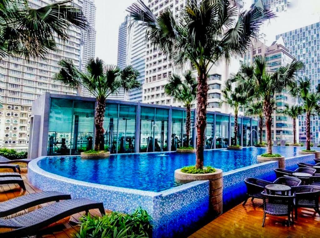 Saba Suites At Vortex Klcc Bukit Bintang Kuala Lumpur-14 من 38 الصور