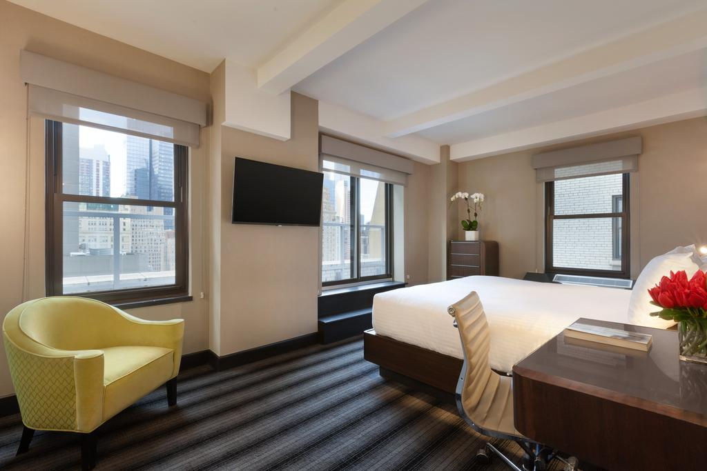 Book Hotel Edison Times Square New York Book Now With Almosafer