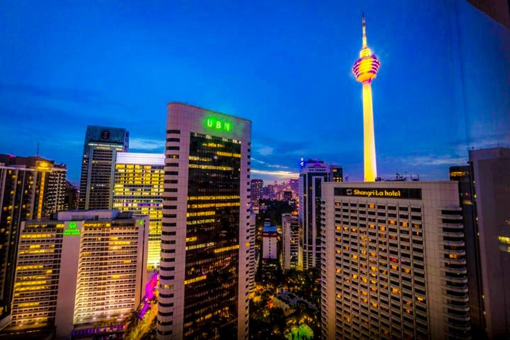 Saba Suites At Vortex Klcc Bukit Bintang Kuala Lumpur-16 من 38 الصور