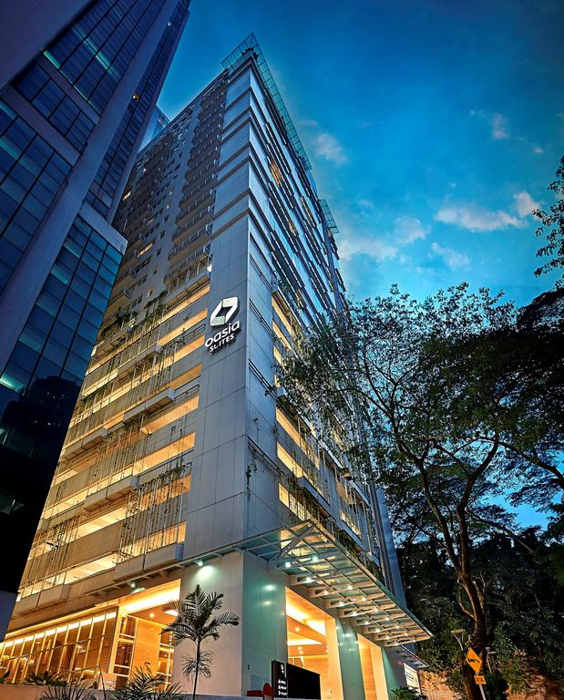 Oasia Suites Kuala Lumpur by Far East Hospitality-1 من 37 الصور