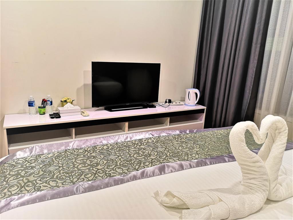 Saba Suites At Vortex Klcc Bukit Bintang Kuala Lumpur-25 من 38 الصور