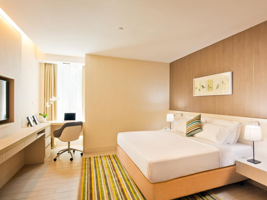 Oasia Suites Kuala Lumpur by Far East Hospitality-23 من 37 الصور