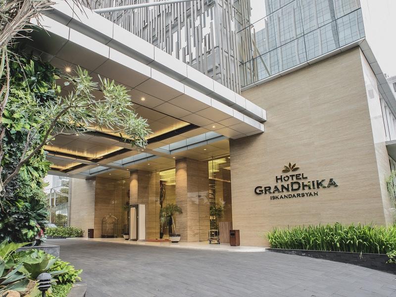 Book Hotel Grandhika Iskandarsyah Jakarta Book Now With Almosafer