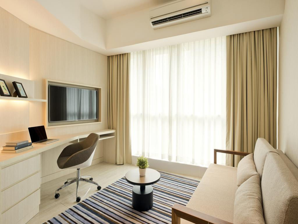 Oasia Suites Kuala Lumpur by Far East Hospitality-13 من 37 الصور