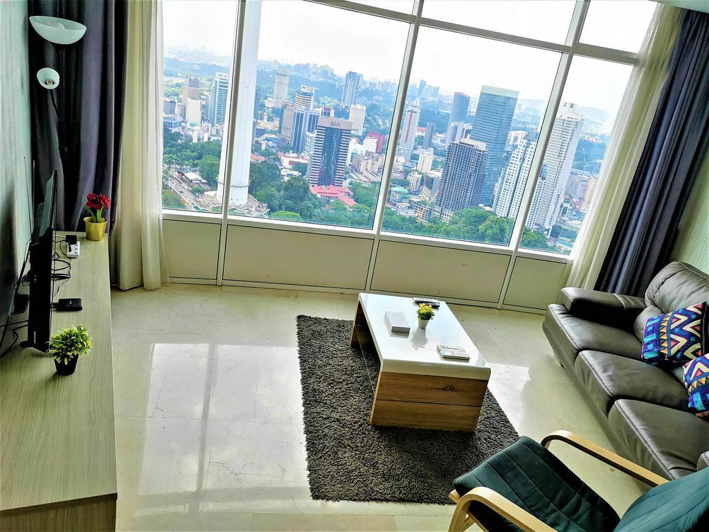 Saba Suites At Vortex Klcc Bukit Bintang Kuala Lumpur-27 من 38 الصور