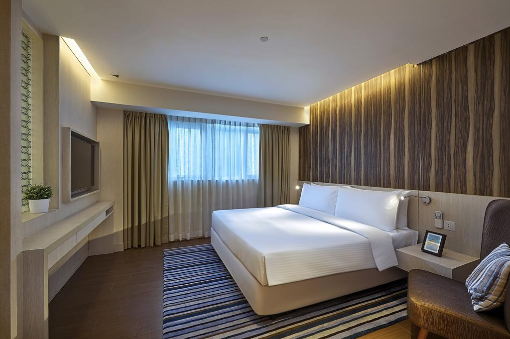 Oasia Suites Kuala Lumpur by Far East Hospitality-2 من 37 الصور